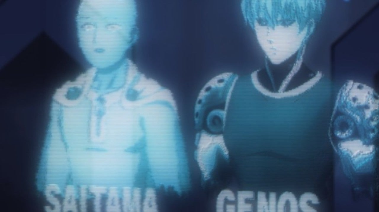 One-Punch Man' Season 2 Reveals Saitama, Genos' Official