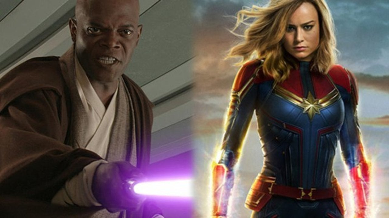 Brie Larson Gets Bleeped on Tonight Show Telling Samuel L. Jackson Story
