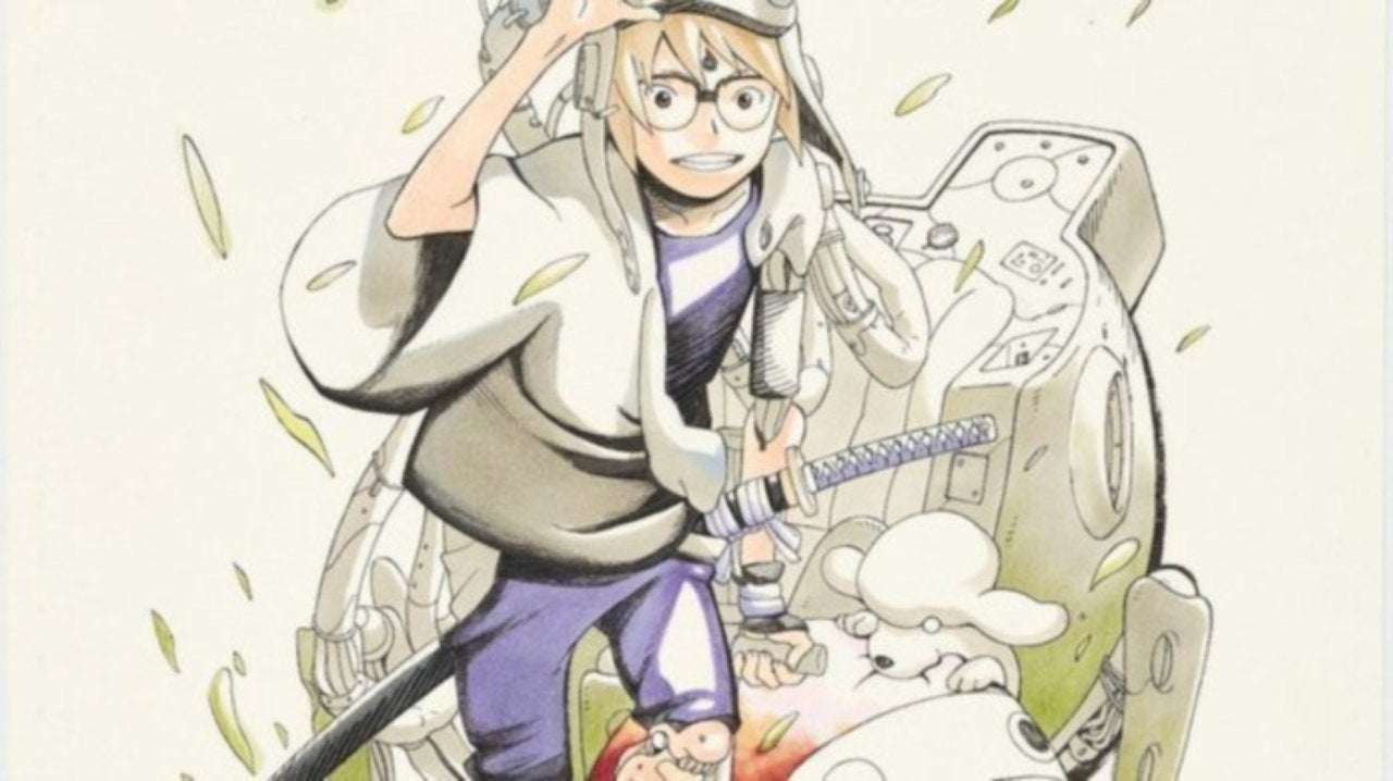 'Naruto' Creator's Next Series Confirms Release Schedule