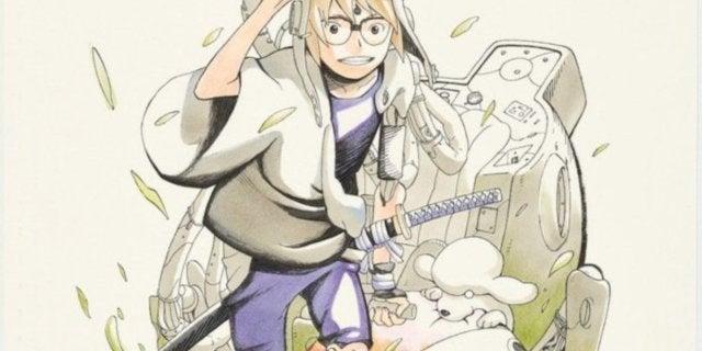 Samurai-8-Hachimaruden-Masashi-Kishimoto-Naruto-Manga