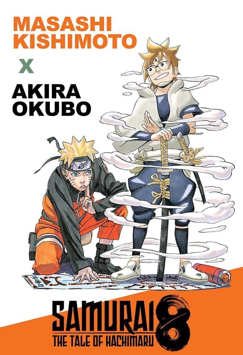 Samurai-8-Naruto-Masashi-Kishimoto