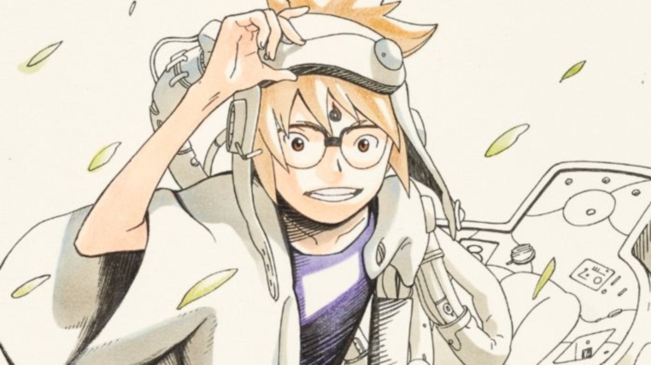 Naruto Creator's Next Series Shares Special Preview