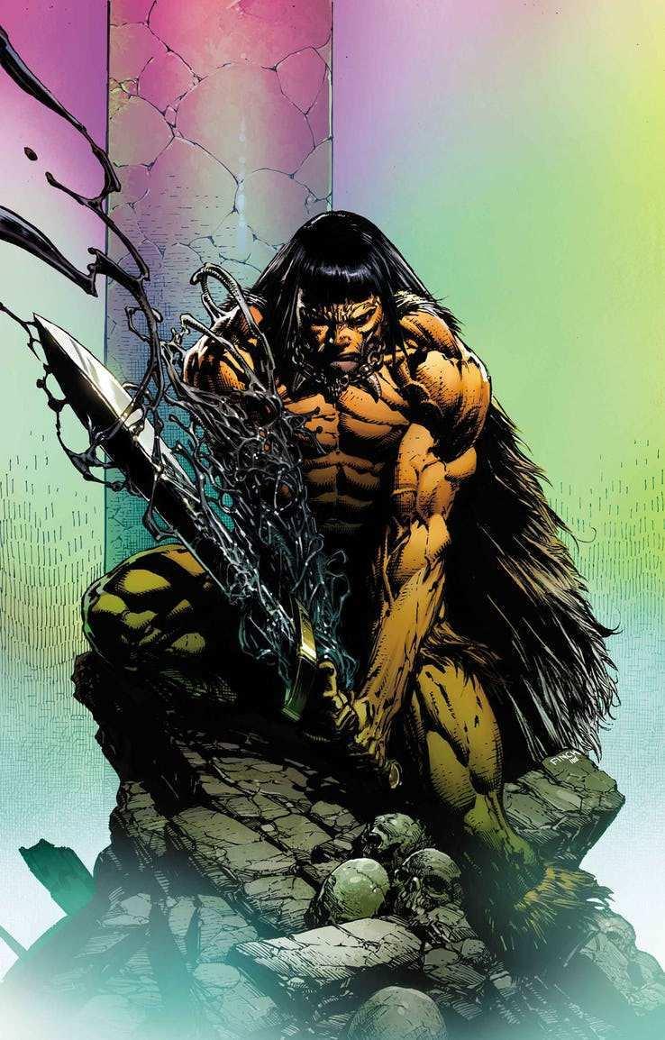 Deicide Deicide Marvel Teases Conan's ...