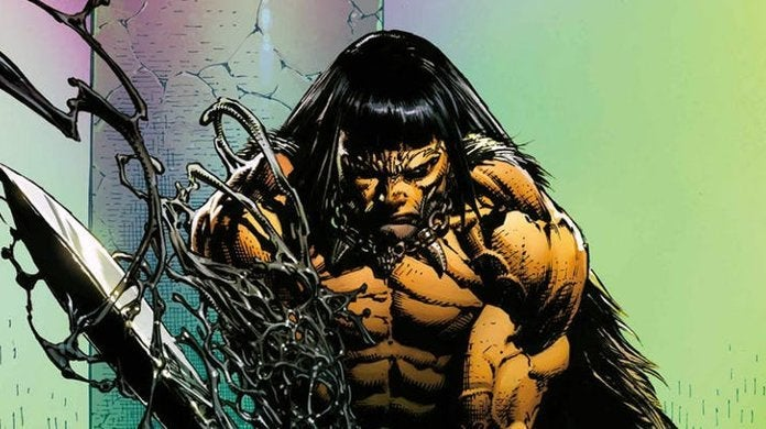 Savage Avengers Conan
