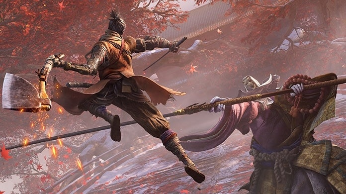 Sekiro Shadows Die Twice Bosses