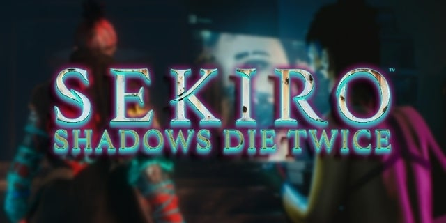 Sekiro Shadows Die Twice Cyberpunk 2077 mod