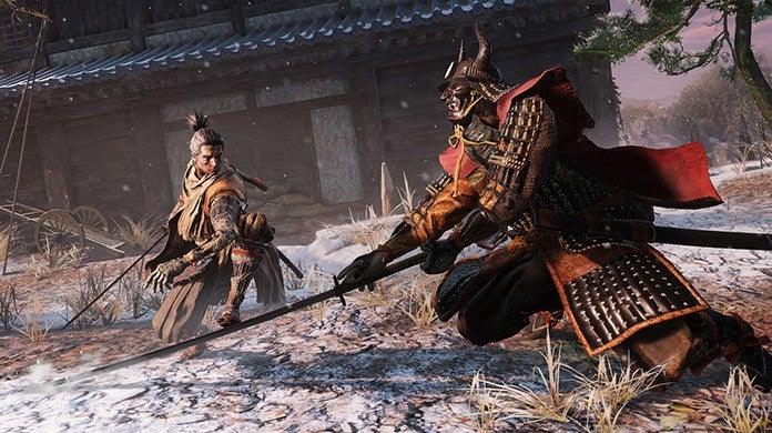 Sekiro Shadows Die Twice Easy Mode Mod