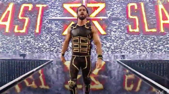 Wrestlemania 35 Seth Rollins Debuts Avengers Endgame