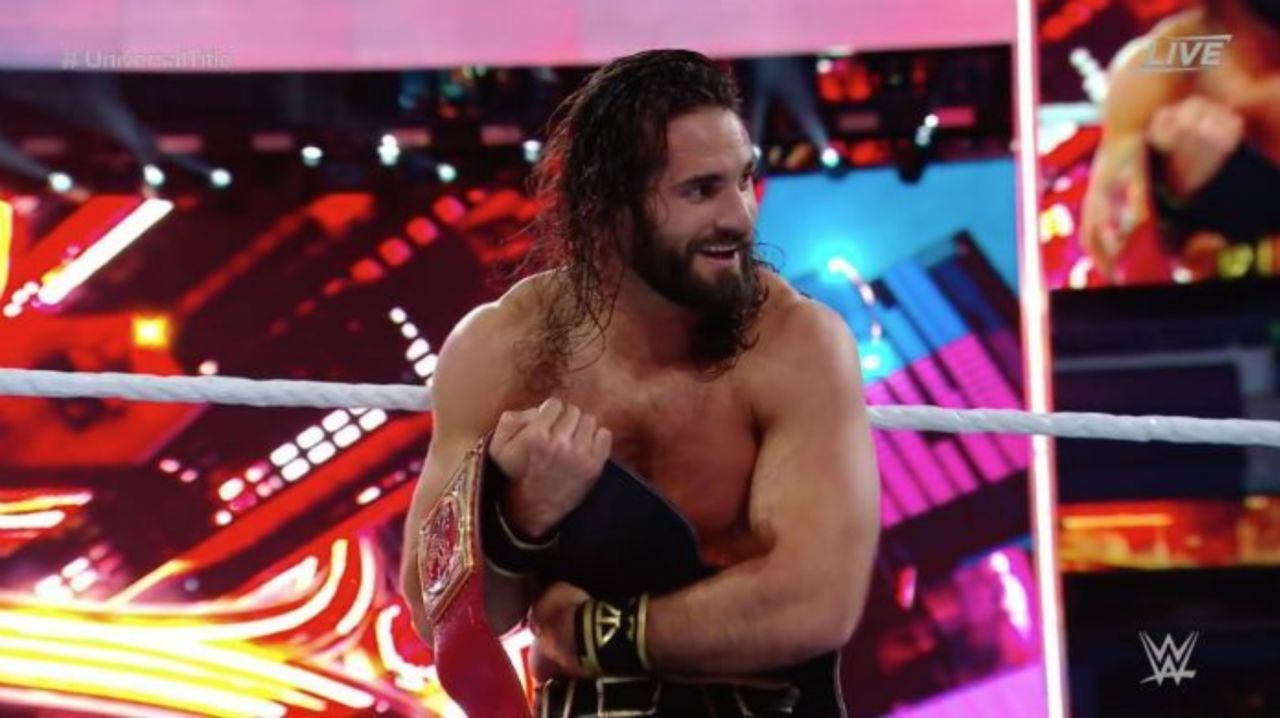 WrestleMania 35: Seth Rollins Conquers Brock Lesnar to