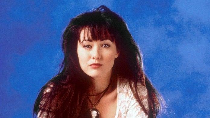 Shannen Doherty Brenda Walsh