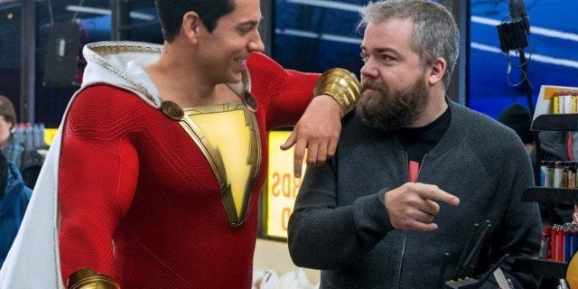 Shazam! Director David F. Sandberg on Memories, Sequel, Crossovers, and More