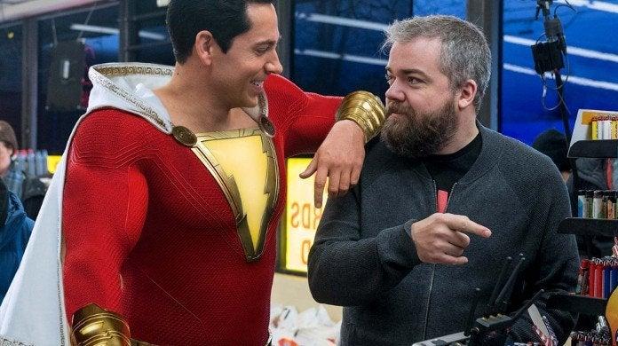 Shazam Movie Director David F Sandberg