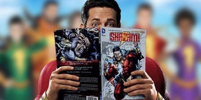 Shazam Movie Ending Explained Shazam Family Superman
