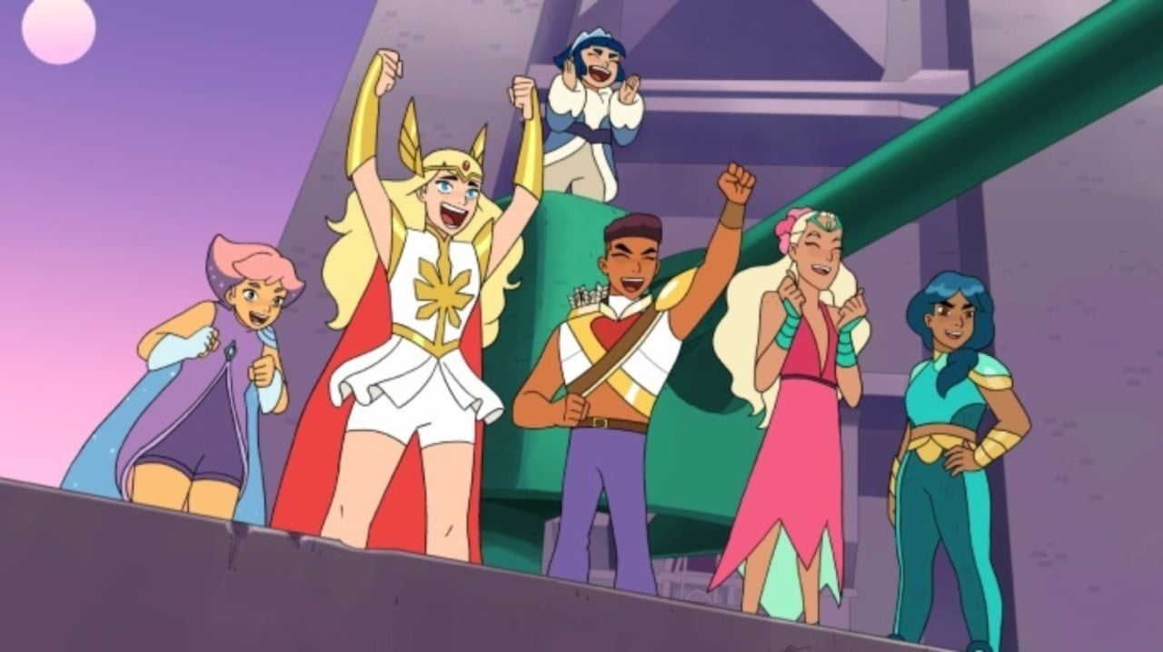'She-Ra and the Princesses of Power' Creator Noelle Stevenson Talks Season 2, Tabletop, and Fan Positivity