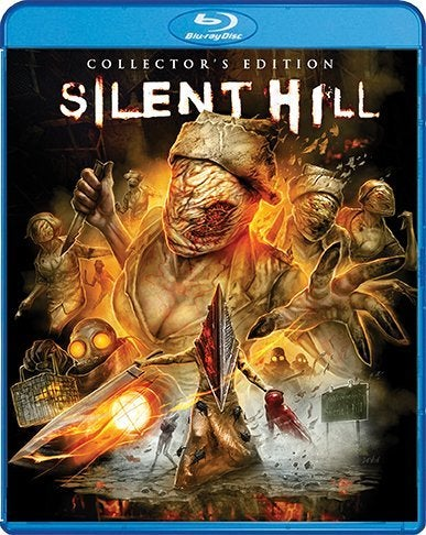silent hill blu ray scream factory