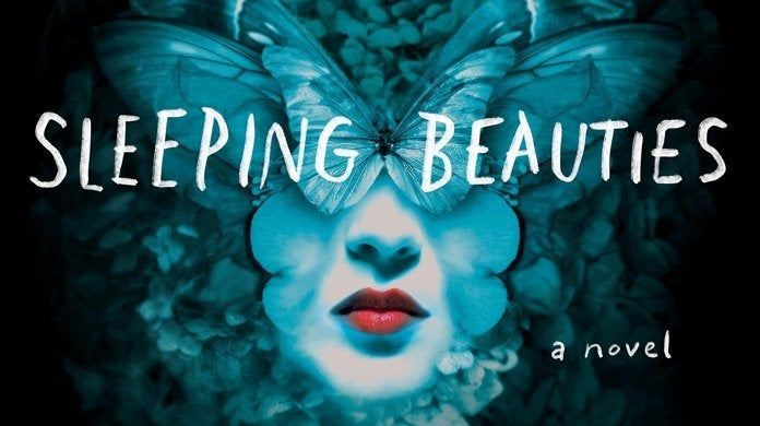 sleeping beauties book cover stephen king owen
