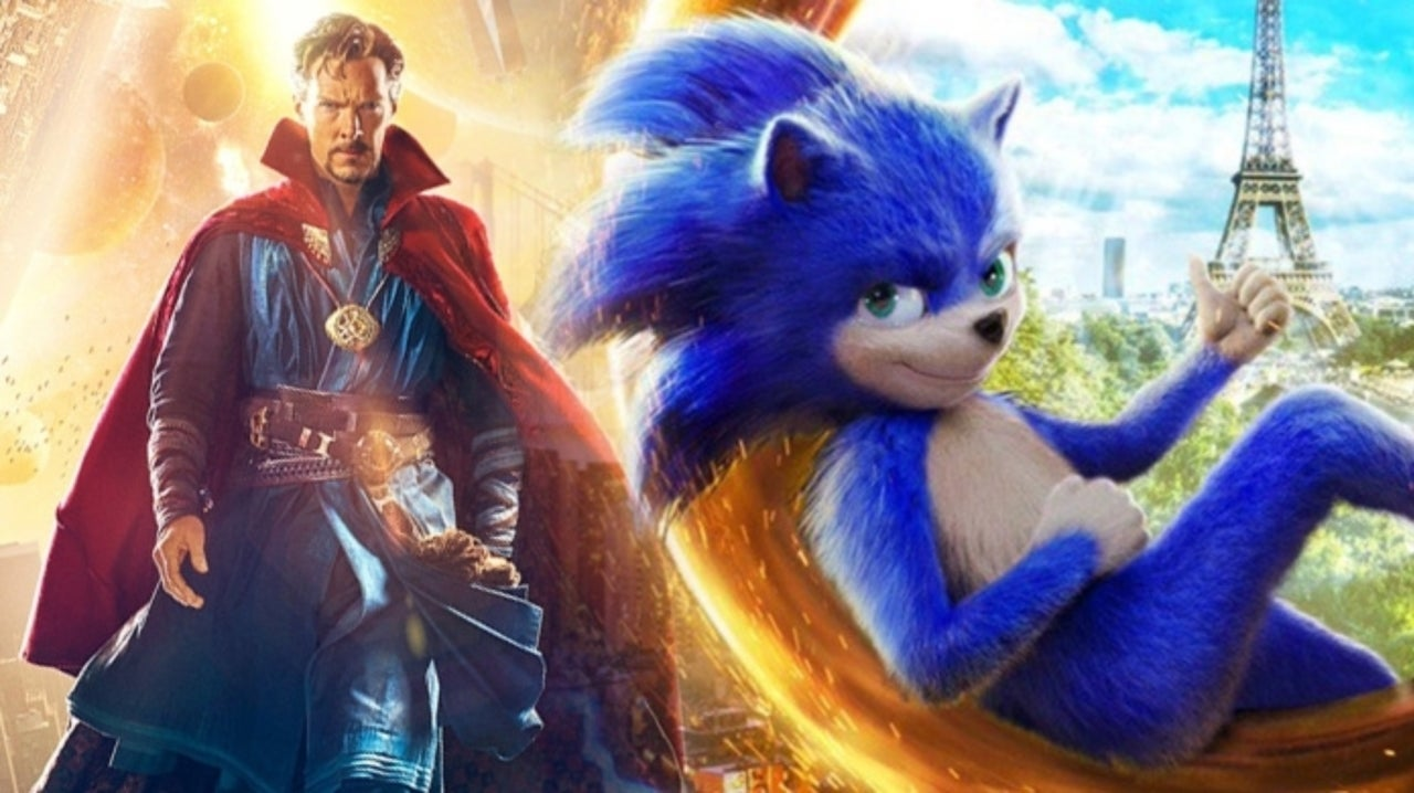 People Are Wondering Why Sonic Has Doctor Strange Powers