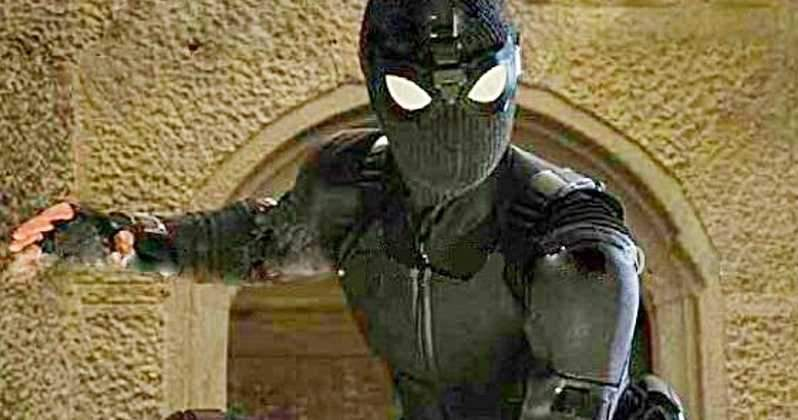 Spider-Man-Far-From-Home-Official-Photo-Stealth