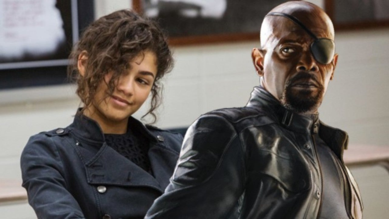 Spider-Man: Far From Home' Theory Speculates MJ Is Nick
