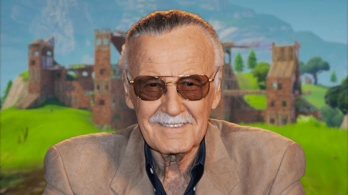 Fortnite's New Avengers: Endgame Mode Features A Stan Lee Tribute