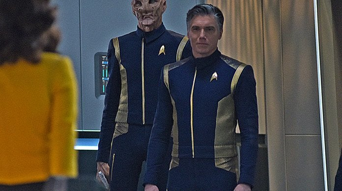 Star Trek Discovery Captain Pike
