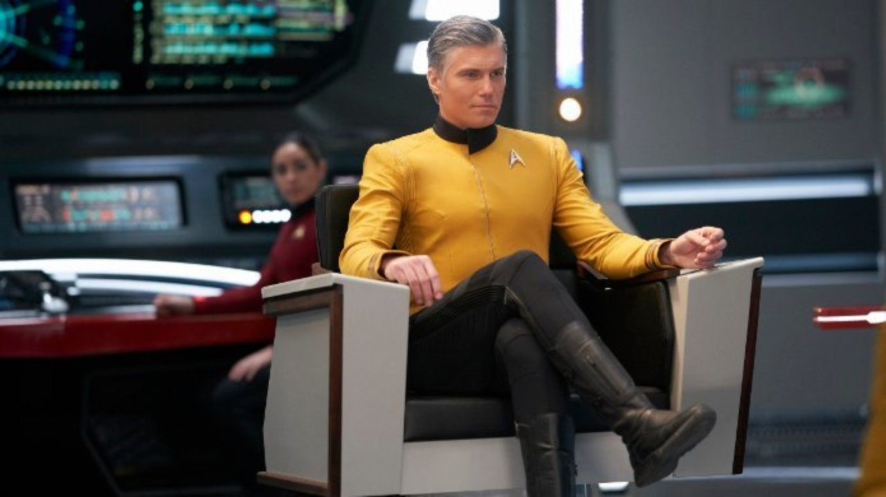 'Star Trek' Head Alex Kurtzman Comments on Possibility of a Captain Pike Spinoff