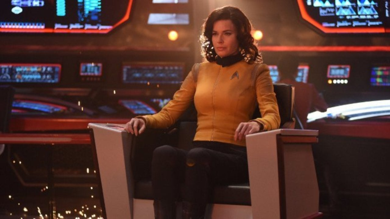 'Star Trek: Discovery' Finally Reveals Number One's Name