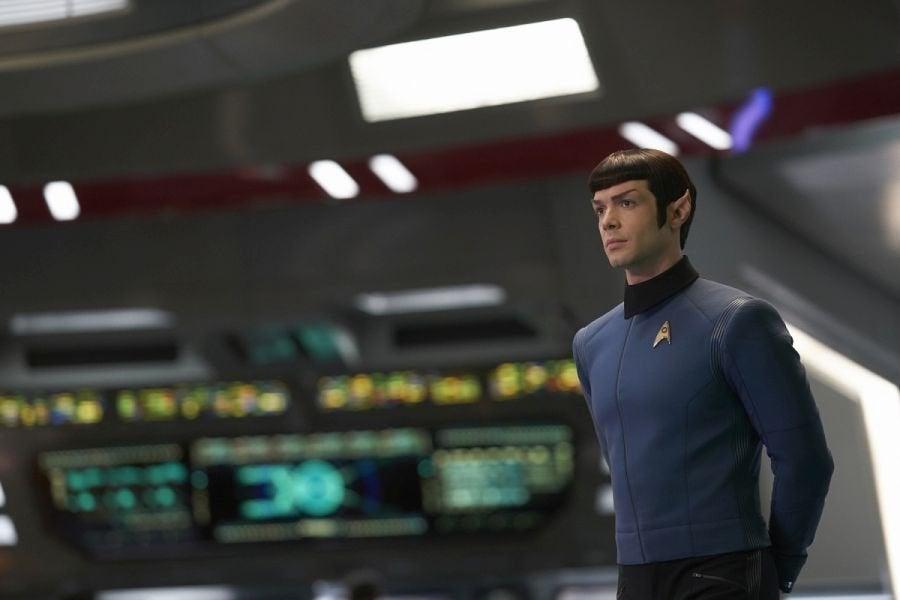 Star Trek Discovery Season 2 Finale Spock 02