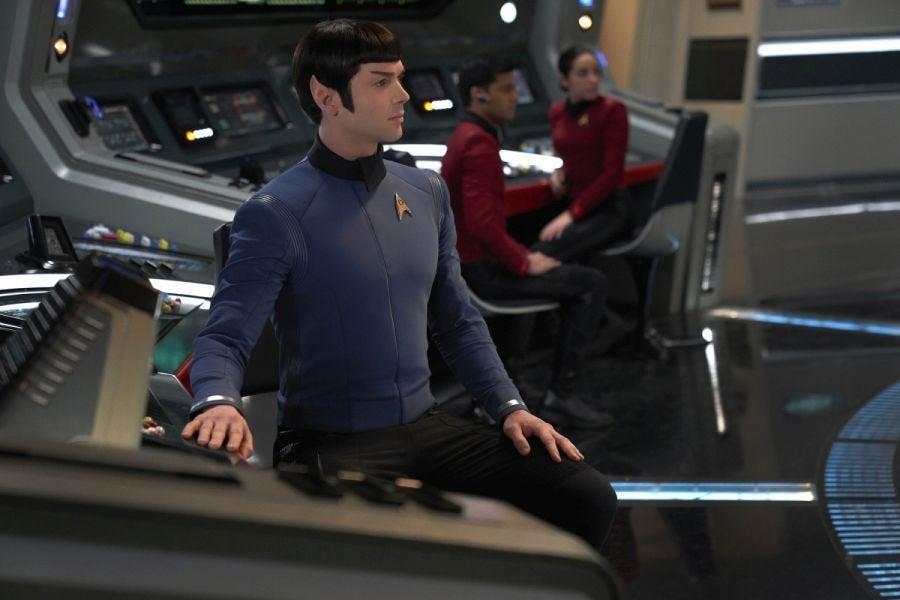 Star Trek Discovery Season 2 Finale Spock 06