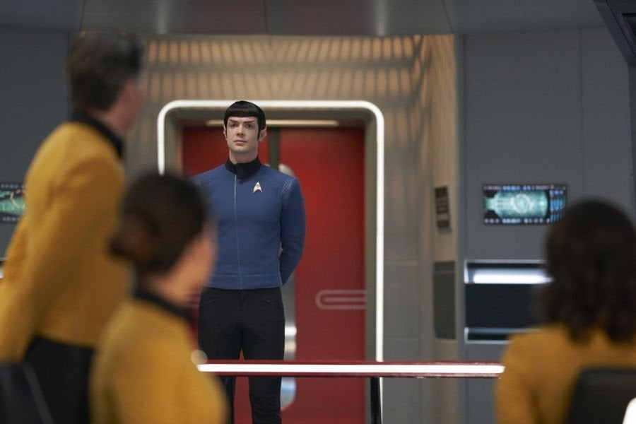 Star Trek Discovery Season 2 Finale Spock 08