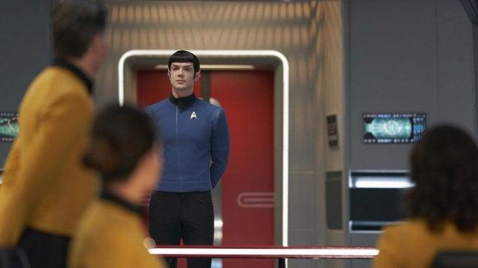 Star Trek Discovery Season 2 Finale Spock