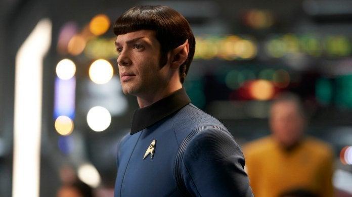 Star Trek Discovery Spock Ethan Peck