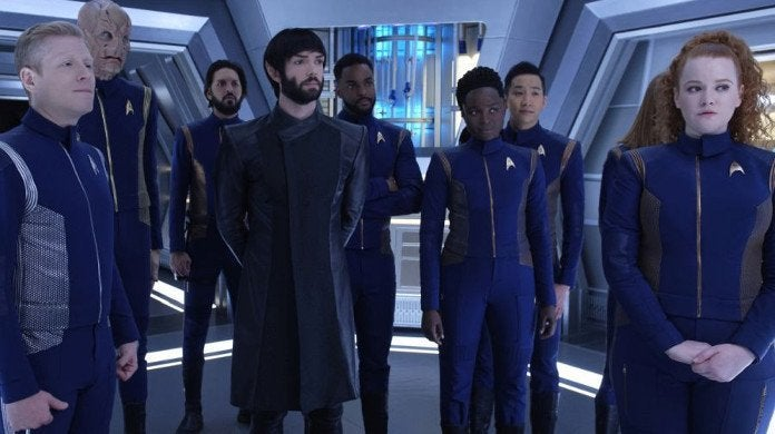 Star Trek Discovery Such Sweet Sorrow