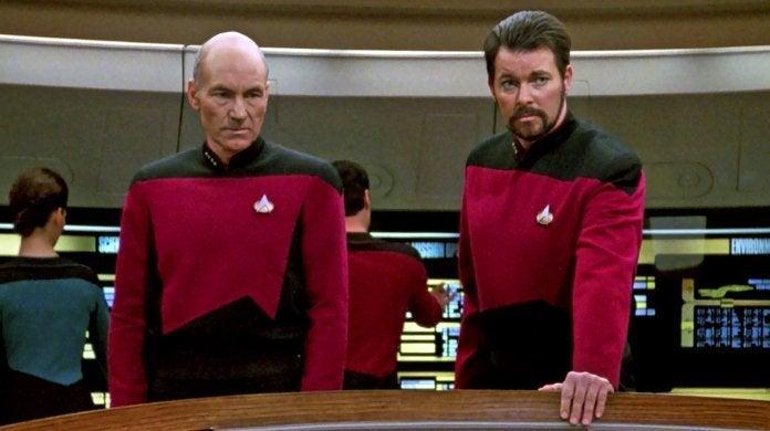 Star Trek Picard Jonathan Frakes