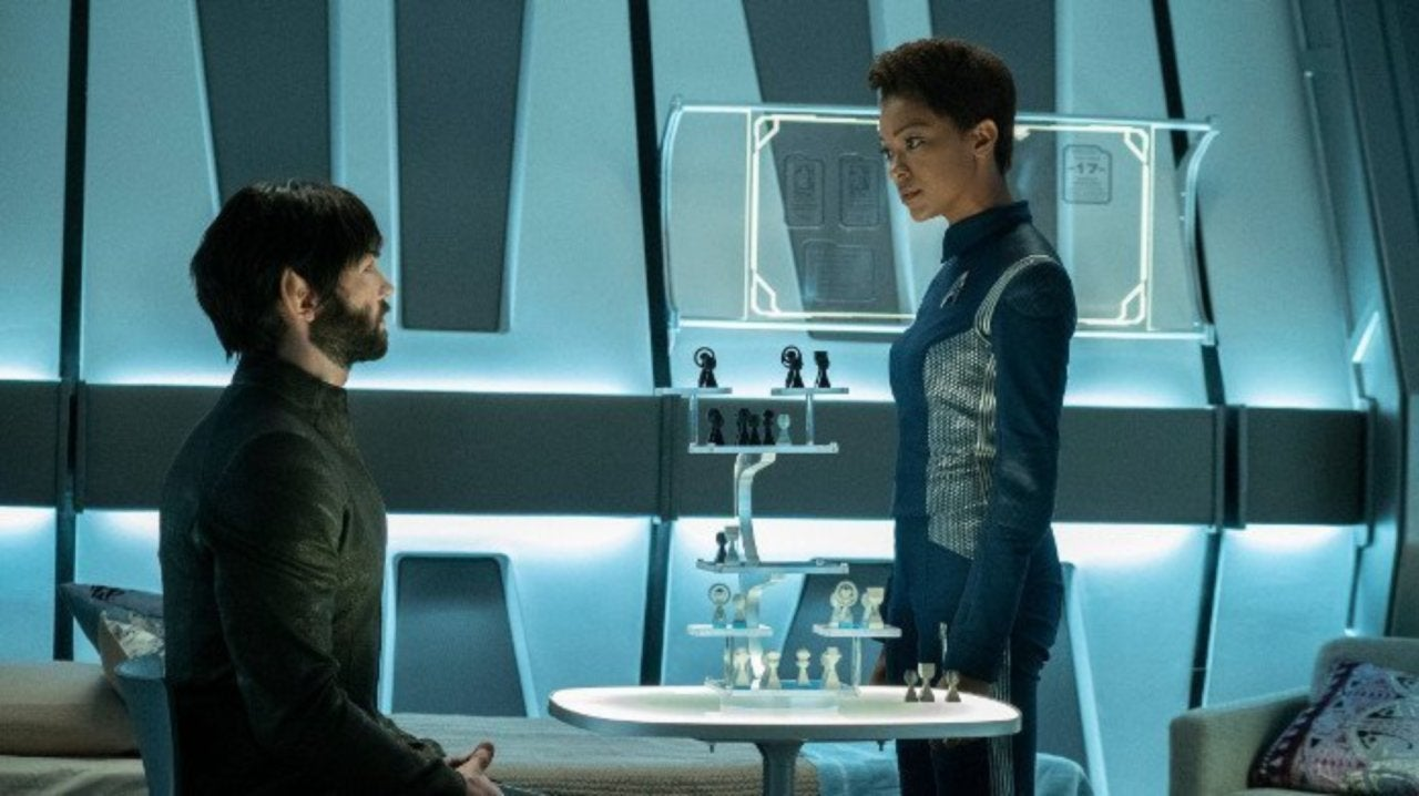 'Star Trek: Discovery' Reveals Why Spock Never Mentioned His Sister
