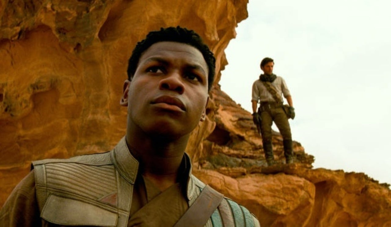 Star Wars: The Rise of Skywalker's John Boyega Continues to Fuel FinnPoe Shippers