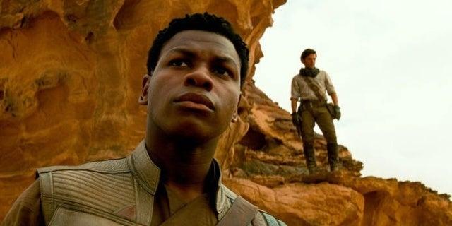 John Boyega Teases New Enemy for Star Wars: The Rise of Skywalker