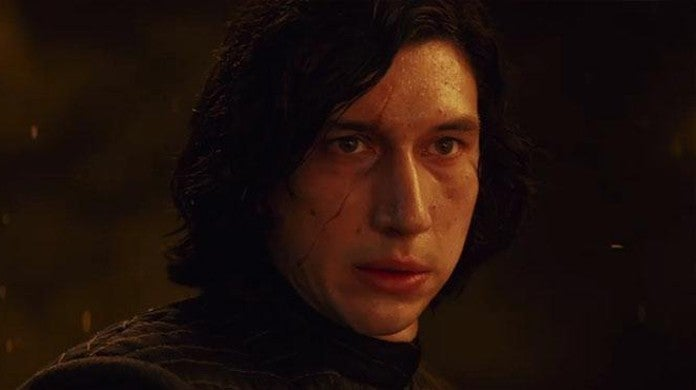 Star Wars 9 Rise Skywalker Kylo Ren Ben Solo Light Dark Side
