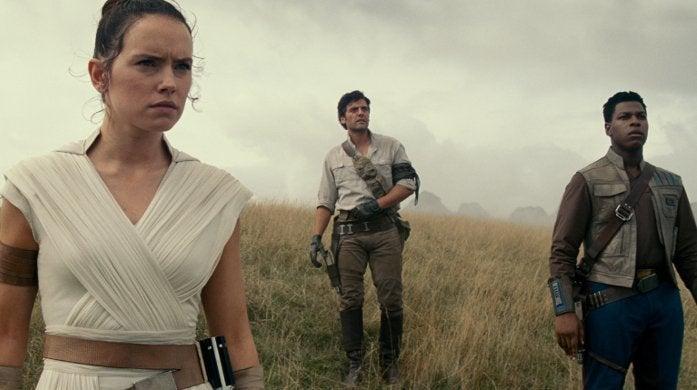 Star Wars 9 Rise Skywalker Poe Force Powers