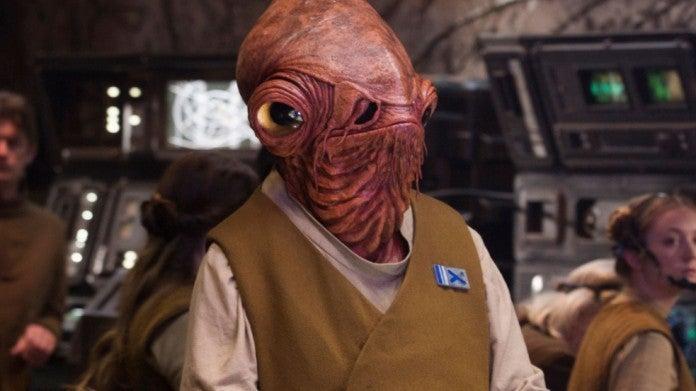 Star Wars Admiral Ackbar