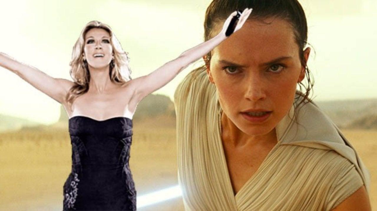 'Star Wars: The Rise of Skywalker' Teaser Gets Hilarious Celine Dion Remix