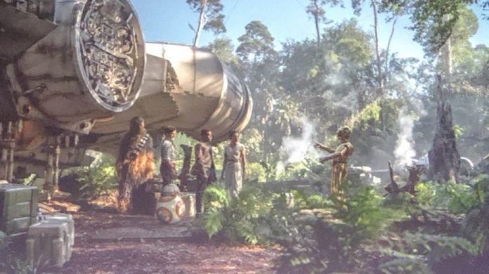 star wars episode 9 first look photo