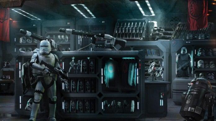 Star Wars Galaxys Edge First Order Cargo