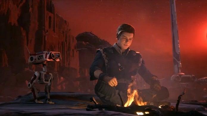 Star Wars Jedi Fallen Order Droid