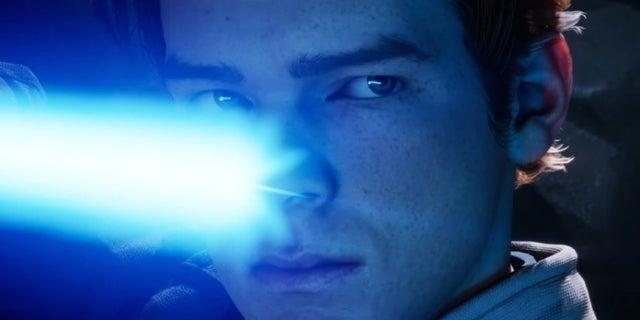 Star Wars Jedi Fallen Order Light Saber