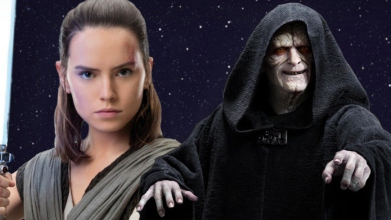Daisy Ridley Says the Emperor's Return is