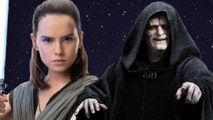 Star Wars Rise of Skywalker Emperor Rey comicbookcom