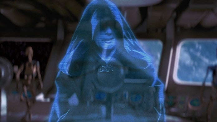 Star Wars The Phantom Menace Sidious