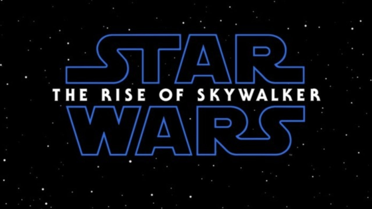 J.J. Abrams Explains Why 'Star Wars: Episode IX' Is Called 'The Rise of Skywalker'