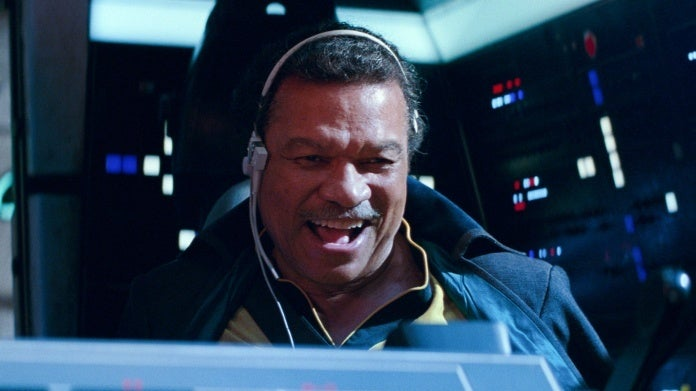 Star Wars The Rise of Skywalker Billy Dee Williams Lando